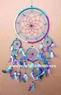 handcrafted Dreamcatcher- Nativ American - Bali Handicraft