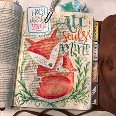 Ezekiel 18 / christinasalive / Christina Lowery Bible For Kids, My Bible, Bible Art, Bible Verses, Bible Quotes, Scriptures, Old Testament Bible, Bible Doodling, Illustrated Faith