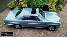 Bilderesultat for mercedes w114 coupe