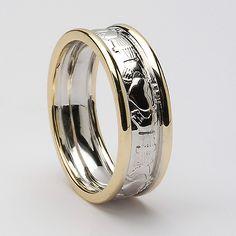 Claddagh Wedding Ring (C-31)