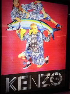 TIENDA KENZO Kenzo, Donald Duck, Disney Characters, Fictional Characters, Restaurants, Shopping, Art, Store, Trends