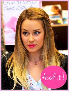 Ombre Hair Look - Lauren Conrad.