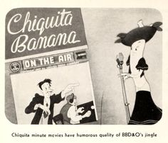 Banana Art, Watch V, Medium Art, Bob, Commercial, March, Animation, Cartoon, Youtube