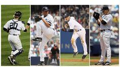 NYY Core4 ver.2 #PSvita #MLB #NYY
