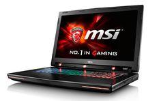 MSI's flagship gaming laptop gets an eye-tracking upgrade. #laptops #gaming