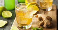 Tentez la Ginger Beer maison, une boisson au gingembre pétillante et peu alcoolisée