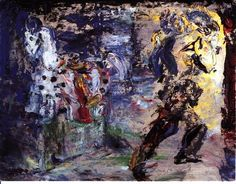The_Cavaliers_Farewell_to_his_Steed_1949 jack b yeats