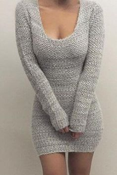 25 Knitted Fall Outfits That Are Stylish And Cozy