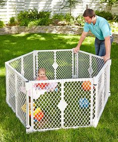 Classic Super Yard Playpen