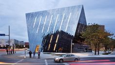 Museum of Contemporary Art Cleveland, Cleveland, USA | Farshid Moussavi