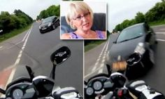 Mother releases footage of son's death in 97mph horror motorbike crash #DailyMail