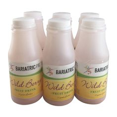 The sweet taste of ripe, juicy berries is a nice reminder of summer, but there's nothing too nice about the sugar in berry juice. That's why we offer you BariatricPal Wild Berry Instant Drink with the