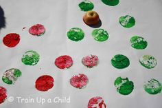 Ten Apples Up On Top - INSPIRED BY SEUSS WEEK ~ Learn Play Imagine