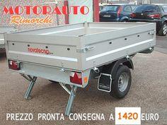 CARRELLO PER AUTO-  NOVATECNO CARGO 600 CF