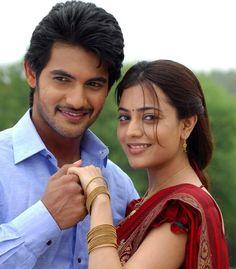 Aadi's-Nisha Agarwal    Aadi's-Nisha Agarwal At Sukumarudu Movie Working Stills