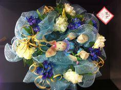Easter mesh by Ann