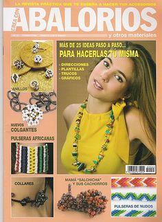 EL Blog De Abalorios Crystalia: Revista Crea con Abalorios