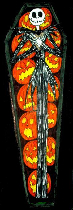 *JACK SKELLINGTON ~ The Nightmare Before Christmas, 1993