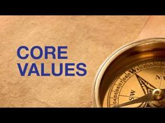Our Core Values...