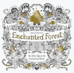 Enchanted forest cover