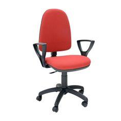 Silla de trabajo modelo OCP. Silla ideal para trabajo o estudio. Personalizable. http://laoficinaonline.es/inicio/263-silla-ocp.html