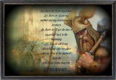 viking valhalla | viking prayer valhalla