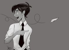 The Paperman by ~Flawed-Design-25