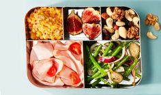 Meal-Prep Lentil Salad www. Lentil Salad, Food Trends, Snacks, Bento Box, Diet And Nutrition, Lentils, Zucchini, Meal Prep, Prepping