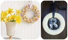 How to Make a Sugar Dragees  Wreath