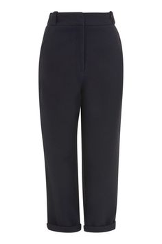 Ex Topshop Ladies Womens Check design Elasticated Twin side pockets Peg Trousers