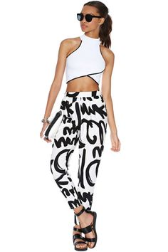 Get It Write Pants | Shop What's New at Nasty Gal