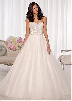 Pin by edreambridal .com on A-Line Dress