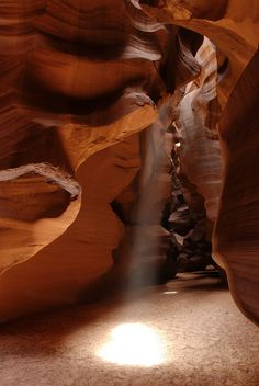 28 Photos From Most Unusual Landscapes Around The World, Antelope Canyon-Arizona, U.S.