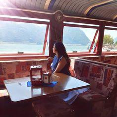 Pranzare in una barca nel Lago di Iseo: pub La Barca Blog, Blogging