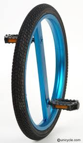 From Crystaline Kline Randazzo: unicycle