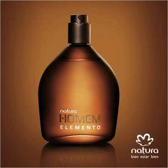 Perfume masculino #HOMEM ELEMENTO de #Natura. rede.natura.net/espaco/belezadocorpoemharmonia