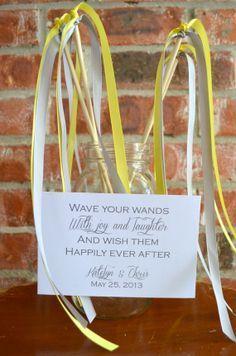 wedding wands - Google Search