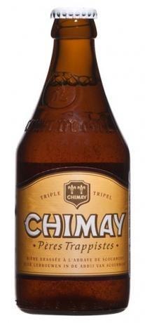 Chimay Triple Belgium
