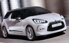cool car hub 2015 Citroen DS 3