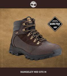 A bota Rangeley Mid Gtx M oferece proteção duradoura e mantém seus pés secos e confortáveis com sua membrana Gore-Tex, que é impermeável e respirável.  #Bota #Trilha #Moda #Homem #Masculino #Estilo #Fashion #Timberland #Earthkeepers