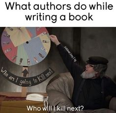 This is like exactly how I feel about the hunger games its not over until all my favorite characters have died😭 I Love Books, Books To Read, My Books, Book Memes, Book Quotes, Writer Memes, Writer Quotes, Funny Relatable Memes, Funny Jokes