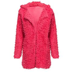 Turn-down Collar Long Sleeve Pure Color Wool Overcoat for Ladies