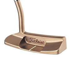 One of the most beautiful putters in the world.