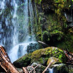 British Columbia, Trek, Waterfall, Beautiful Places, To Go, Hiking, Canada, Explore, Adventure