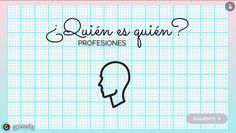 """Lucía Rey ha publicado en Instagram: """"Hola a todxs!!!! ⚡ Hoy os enseño un juego interactivo de la página @genially_official que conocí…"""" • Consulta 24 fotos y vídeos en su perfil. Rey, Math Equations, Instagram, Game, Profile"""