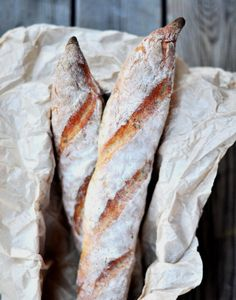 Gluten-Free French Bread That Tastes Like the Real Thing via Brit   Co
