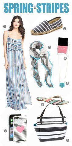 Spring Stripes //