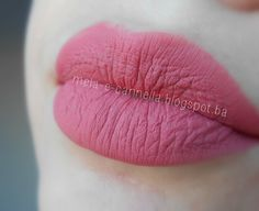 mela-e-cannella: Avon True Color Matte Lipstick - Pure Pink