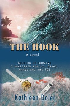 THE HOOK: Surfing to Survive a Shattered Family, Drugs, Gangs and the FBI    Synopsis : THE HOOK: After three years away, Dana, a globe-trotting journalist, reluctantly returns to her foggy coastal hometown, Half Moon Bay. She's been running away all of her adult life, from the mental illness and chaos that defined her childhood. Now her junkie brother, a former surf star, is tangled up with a brutal meth dealer and he's in the hospital. Dana and Shane bonded over sur