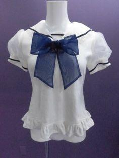 【中古】Angelic Pretty/フェアリーマリンカットソー/アンジェリックプリティ/1610141618 - Buyee, an Online Proxy Shopping Service | Shop at Rakuten Japan